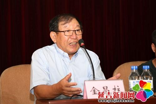 延吉市邀请到国家古生物化石专家委员会委员,中科院古脊椎动物与古