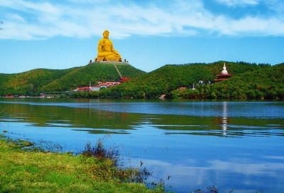 大连老虎滩海洋公园,牡丹江镜泊湖国家风景名胜区,哈尔滨太阳岛风景