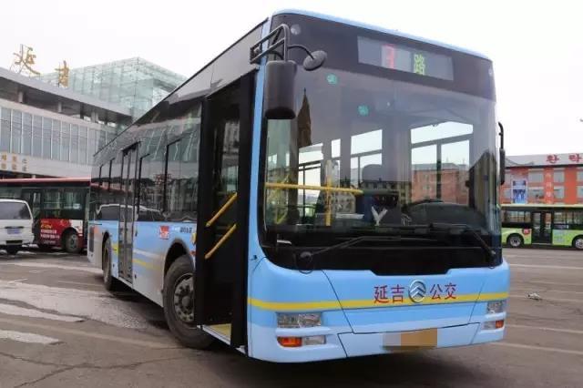 青岛至延吉客车