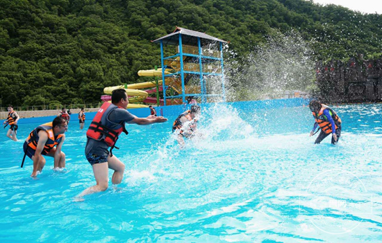 盘活资源 龙井市打造夏日水上旅游产业