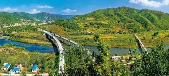 參與蘋果梨采摘,也可以到龍井琵巖山風景區親近自然,觀賞花海.