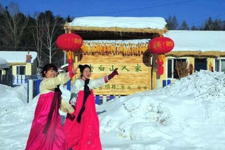 """中国东北,冰雪""""嗨起来"""""""