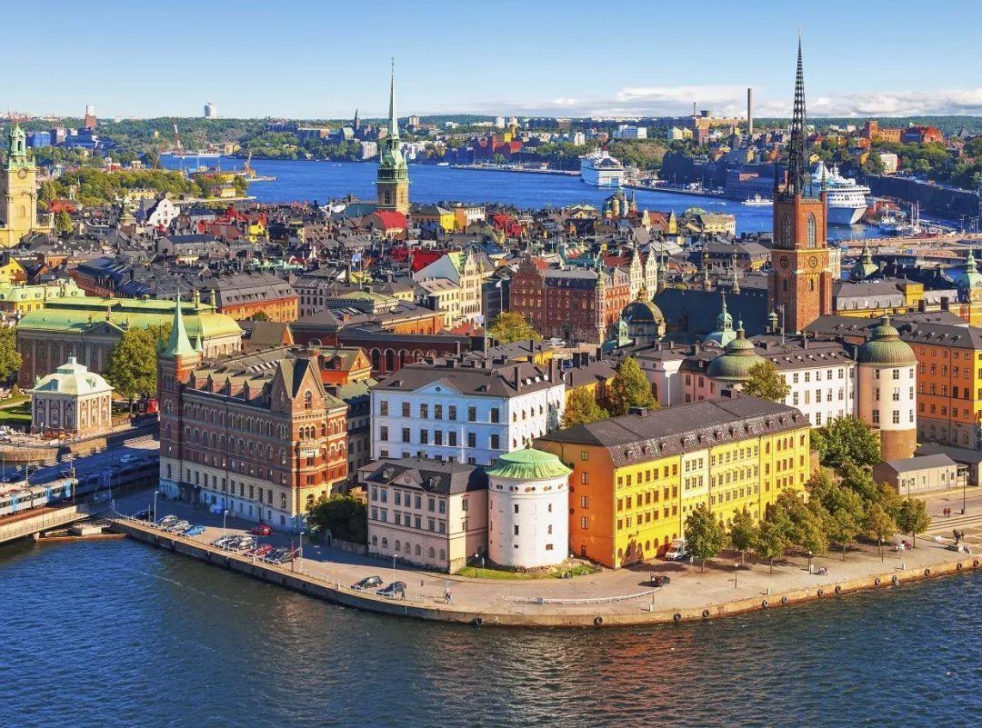 瑞典,北欧五国之一,首都为斯德哥尔摩.