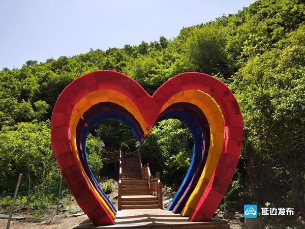 玩在延边 > 夏天好玩的地方来了,裕龙湾旅游风景区今日开业了!