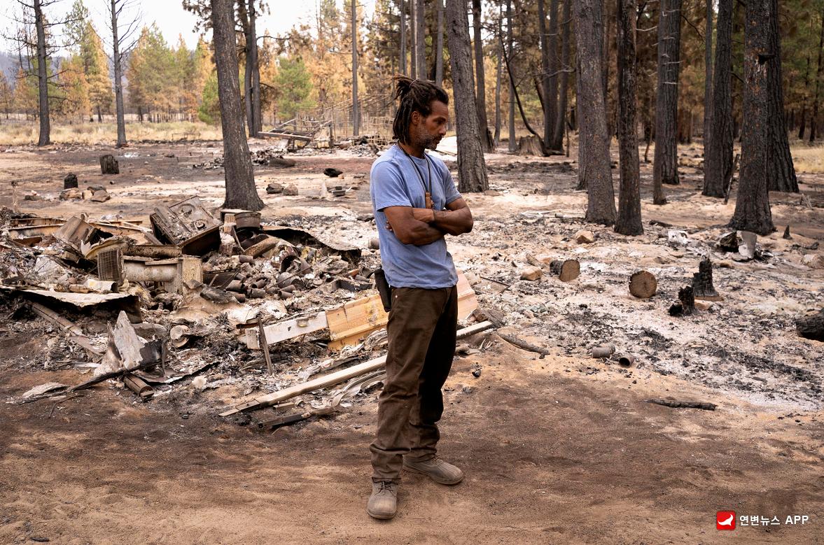 [지구촌은 지금] 미국 여러 곳 산불 기승을 부려